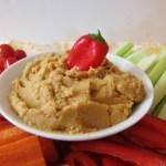 Three Pepper Roasted Hummus / Vegas