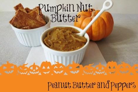Pumpkin Nut Butter