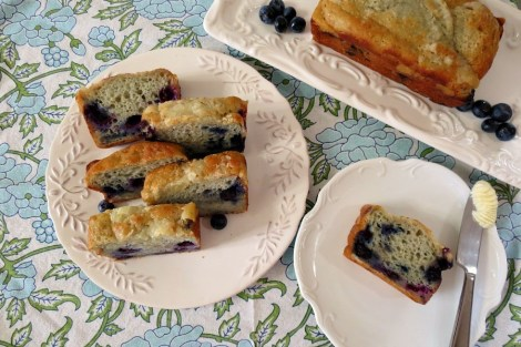 Blueberry Muffin Bread 027a