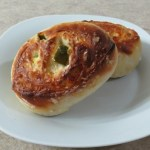 Jalapeno and Cheese Pretzel Bread