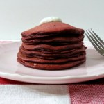 Yum Yum Wednesday – Red Velvet Pancakes