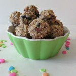 Almond Joy Cookie Balls / Weekly Recap