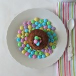 Mini Chocolate Angel Foodcakes