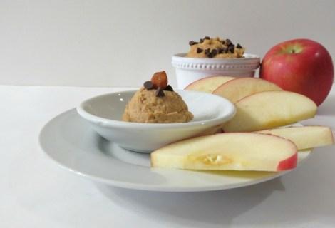 Peanut Butter Cookie Hummus