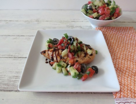 Mediterranean Grilled Chicken 034a
