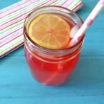 Pink Lemonade #SundaySupper