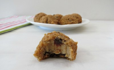 Beany Weeny Peanut Butter Chocolate Chip Cookies