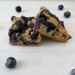 Blueberry Coffee Cake #SundaySupper