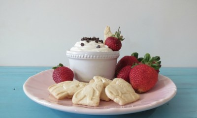 Chocolate Chip Canolli Dip