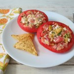 Feta Stuffed Tomato – SRC