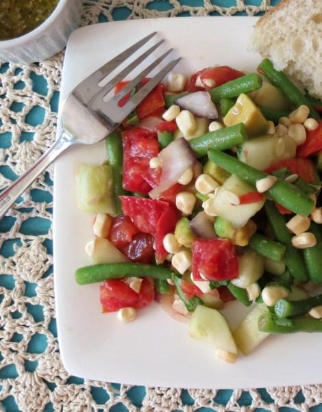 The Skinny Summer Salad