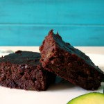 Chocolate Zucchini Beanie Brownie