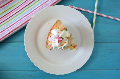 Funfetti Angel Foodcake