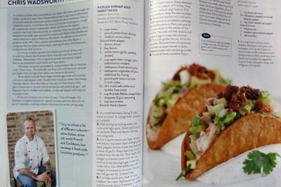 Chris Wadsworth Tacos Recipe