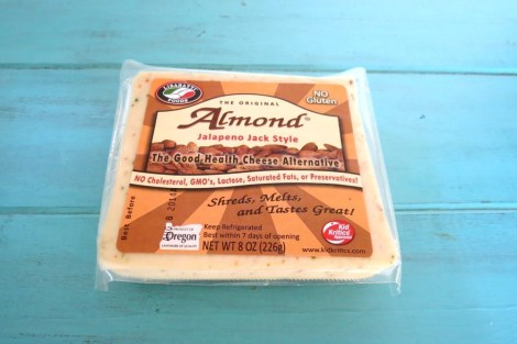 Almond Jalapeno Jack Cheese