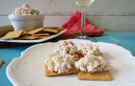 Apple & Walnut Crab Dip