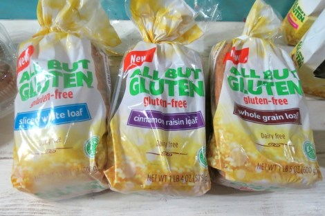 All But Gluten Bread