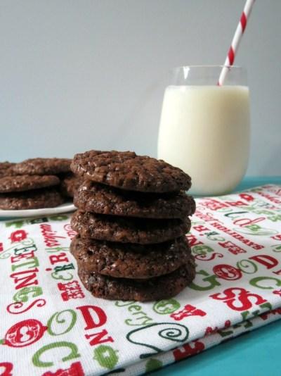Christmas Chocolate Drops