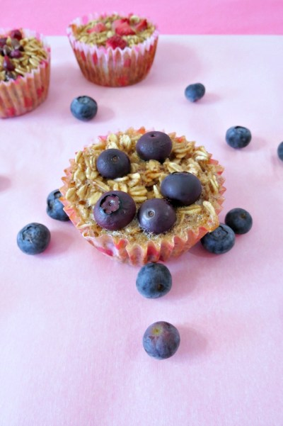 Individual Oatmeal Cups