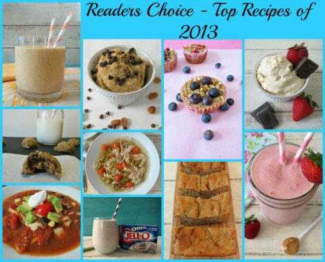 Top 10 Recipes of 2013 - Readers Choice