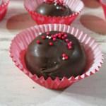 Dark Chocolate Dreams Truffles / Giveaway