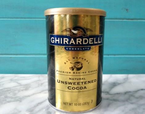 Ghirardelli Unsweetened Cocoa Powder