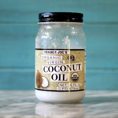 Trader Joe's Organic Coconut Oil