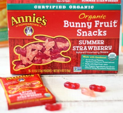 Annies Home Grown Bunny Fruit Snacks