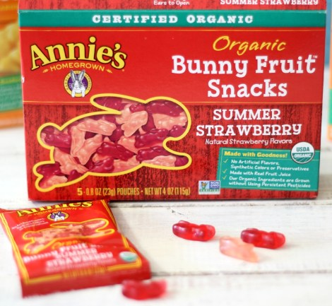 Annies Home Grown Bunny Fruit Snacks
