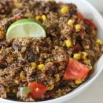 Chipotle Southwestern Quinoa Salad