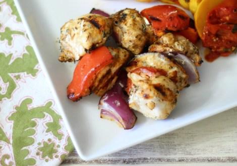 Brazilian Chicken Kabobs #flavorstroy