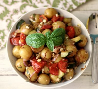 Farmers Market Potato Salad 006a