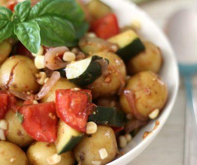 Farmers Market Potato Salad