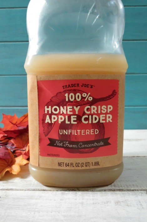 Trader Joe's Honey Crisp Apple Cider