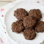 Chocolate Coconut Haystacks #SundaySupper