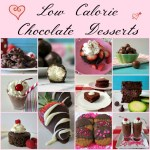 Low Calorie Chocolate Desserts