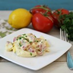 Chunky Healthy Egg Salad #SundaySupper