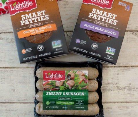 Lightlife Smart Patties and Sausage