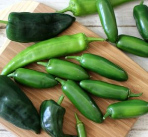 Caring for Peppers 101