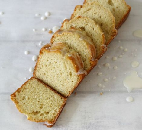 Vanilla Yogurt Bread
