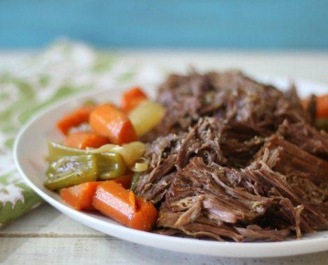 Beef Pot Roast #SundaySupper #PerfectRoast