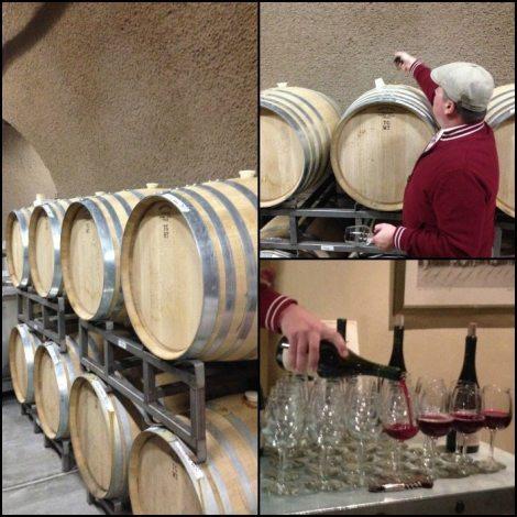 Holman Ranch Wine Cellar