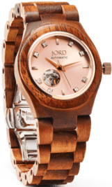 Jord CORA Wood Watch
