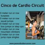 Cinco de Cardio Circuit Workout