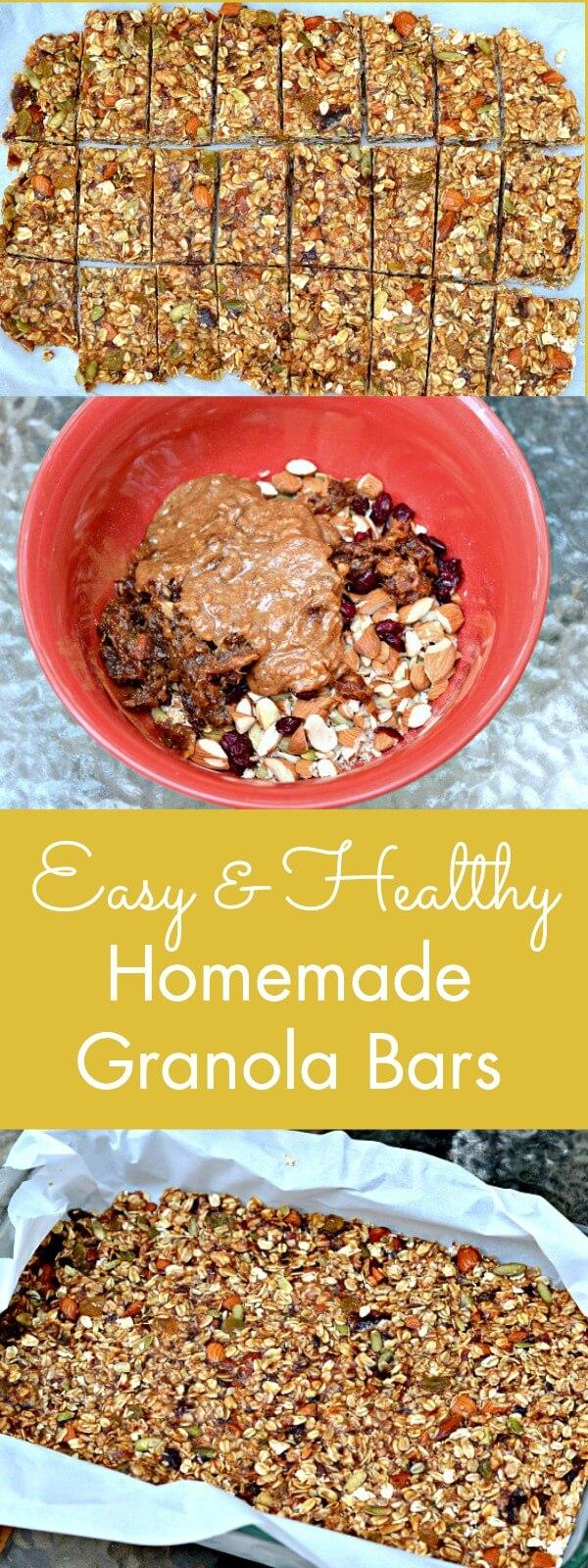 Easy Homemade Granola Recipes — Dishmaps