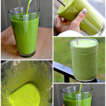 Green Smoothie April Wrap-Up + Fig Green Smoothies