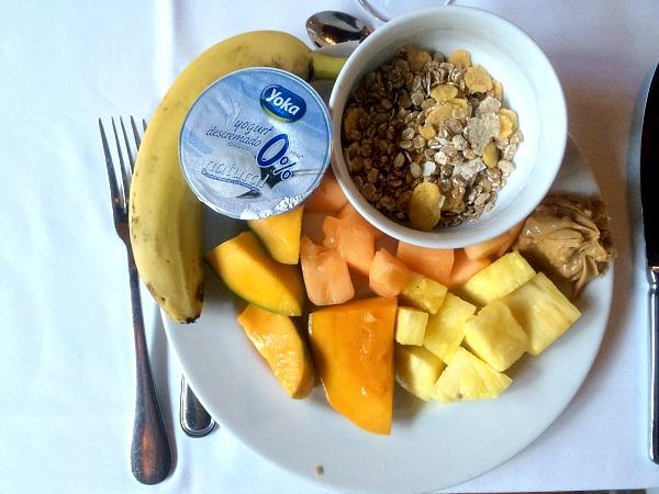 Majestic Colonial Resort Buffet Breakfast