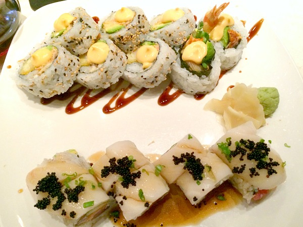sushi guru charlotte