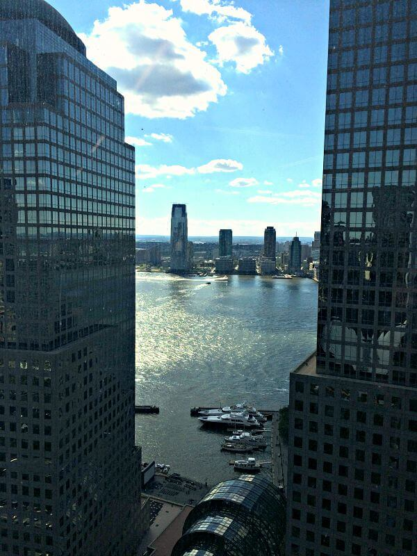 The View from 1 World Trade Center