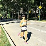 First Half Marathon Training Long Run + Weekly Workouts